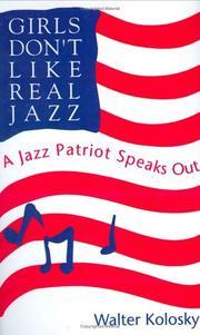 Girls Don't Like Real Jazz PDF