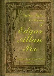 Entire Tales & Poems of Edgar Allan Poe