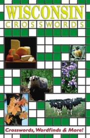 Wisconsin Crosswords by Dale Ratermann
