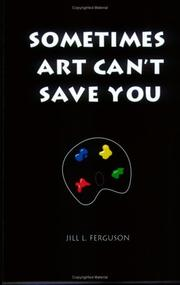 Sometimes Art Can't Save You PDF