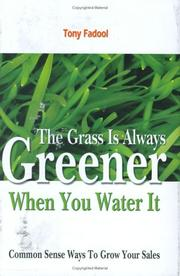 The Grass is Always Greener When You Water It PDF