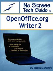 No Stress Tech Guide To OpenOffice.org Writer 2 PDF