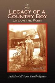 The Legacy of a Country Boy PDF