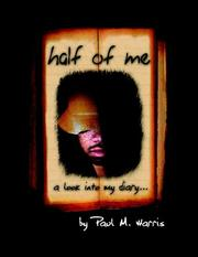 Half of Me a Look into my Diary PDF