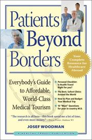 Patients Beyond Borders by Josef Woodman