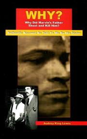 Why?: Why Did Marvin's Father Shoot and Kill Him? PDF