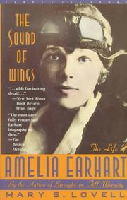 The sound of wings by Mary S. Lovell