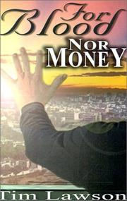 For Blood Nor Money PDF