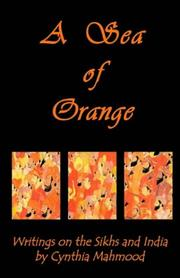 A Sea of Orange by Cynthia Mahmood