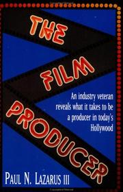 The Film Producer PDF