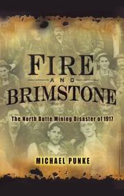 FIRE AND BRIMSTONE by Michael Punke