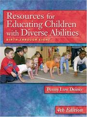 Resources for Educating Children with Diverse Abilities PDF