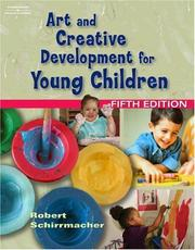 Art and creative development for young children by Robert Schirrmacher