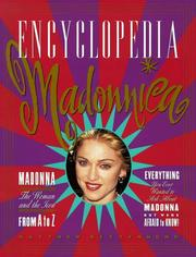 Encyclopedia Madonnica by Matthew Rettenmund