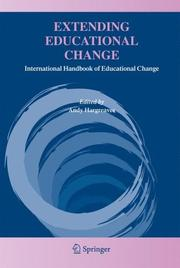 Extending Educational Change PDF
