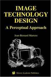 Image technology design by Jean-Bernard Martens