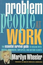 Problem people at work PDF