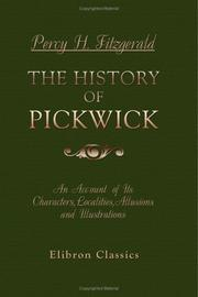 The history of Pickwick PDF