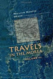 Travels in the Morea PDF