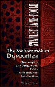 The Mohammadan dynasties by Stanley Lane-Poole
