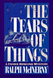 The tears of things PDF