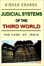 Judicial Systems of the Third World PDF