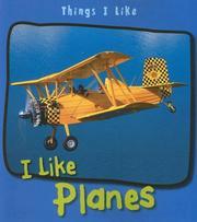 I Like Planes (Things I Like) PDF