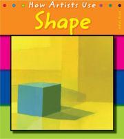 Shape (How Artists Use...) PDF
