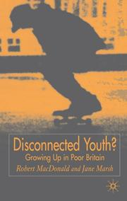 Disconnected youth? PDF