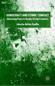 Democracy and Ethnic Conflict PDF