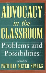 Advocacy in the Classroom