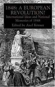 1848-A European Revolution?