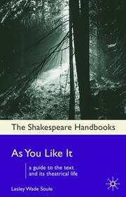As you like it PDF