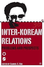 Inter-Korean Relations PDF