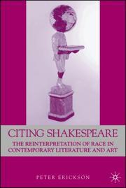 Citing Shakespeare PDF