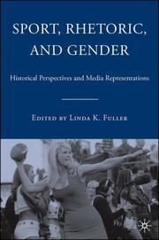 Sport, Rhetoric, and Gender PDF