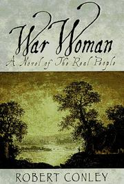 War woman by Robert J. Conley