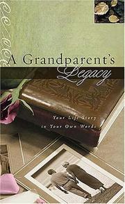 A Grandparent's Legacy PDF