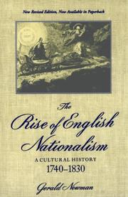 The rise of English nationalism PDF