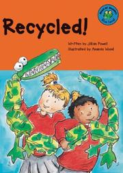 Recycled! by Jillian Powell