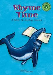 Cover of: Rhyme Time by
