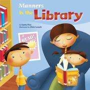 Manners in the Library (Way to Be) (Way to Be) PDF