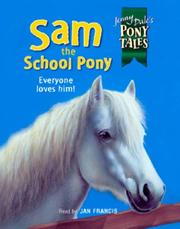Cover of: Sam the School Pony (Pony Tales) by