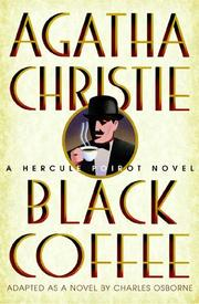 Cover of: Black coffee by Charles Osborne