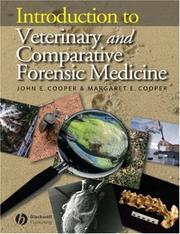 Introduction to Veterinary and Comparative Forensic Medicine PDF