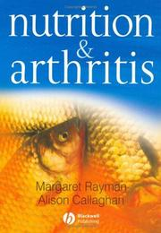 Nutrition and arthritis by Margaret Rayman