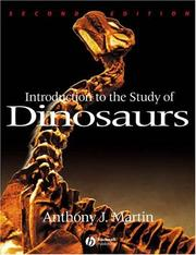 Introduction to the study of dinosaurs PDF
