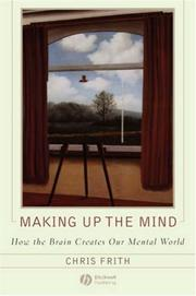 Making up the Mind PDF