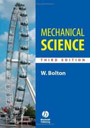 Mechanical science PDF