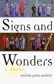 Signs and Wonders PDF